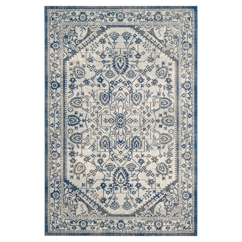 Artisan Rug - Silver/Blue - (10'x14') - Safavieh