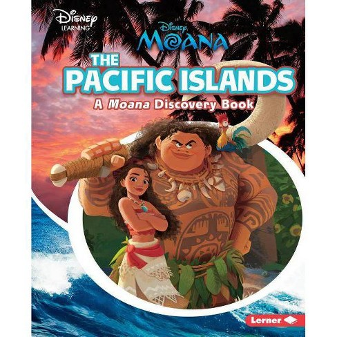 The Pacific Islands - (Disney Learning Discovery Books) by  Paul Dichter (Hardcover) - image 1 of 1