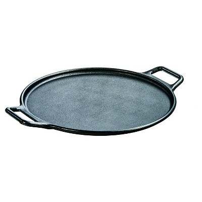 Lodge Cast Iron 14 Inch Pizza Baking Pan