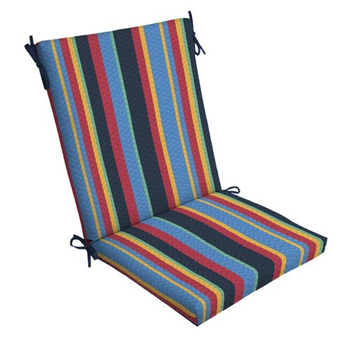 DriWeave Tuscan Stripe Outdoor Seat Cushion - Arden - image 1 of 2