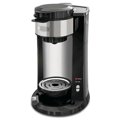 Bella Single Serve Dual Brew Coffee Maker Target