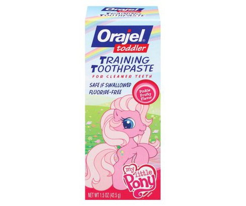Orajel Toddlers' Training Toothpaste - My Pony - image 1 of 1