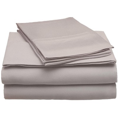 Modal from Beechwood 300-Thread Count Solid Deep Pocket Sheet Set - Blue Nile Mills