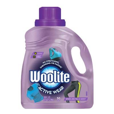Laundry Detergent: Woolite Active Wear