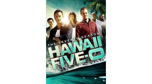 Hawaii Five O:Seventh Season (DVD) - image 1 of 1
