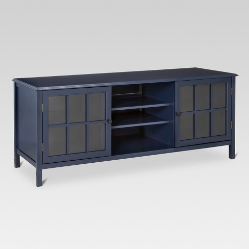 "Windham Large TV Stand 60"" - Threshold™ - image 1 of 3"