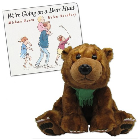 Kids Preferred Going on a Bear Hunt Board Book and Plush Set - image 1 of 1