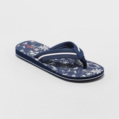 cbfd1b65c8e8e Men s Ronnie Flip Flop Sandals - Goodfellow   Co™ Deep Navy