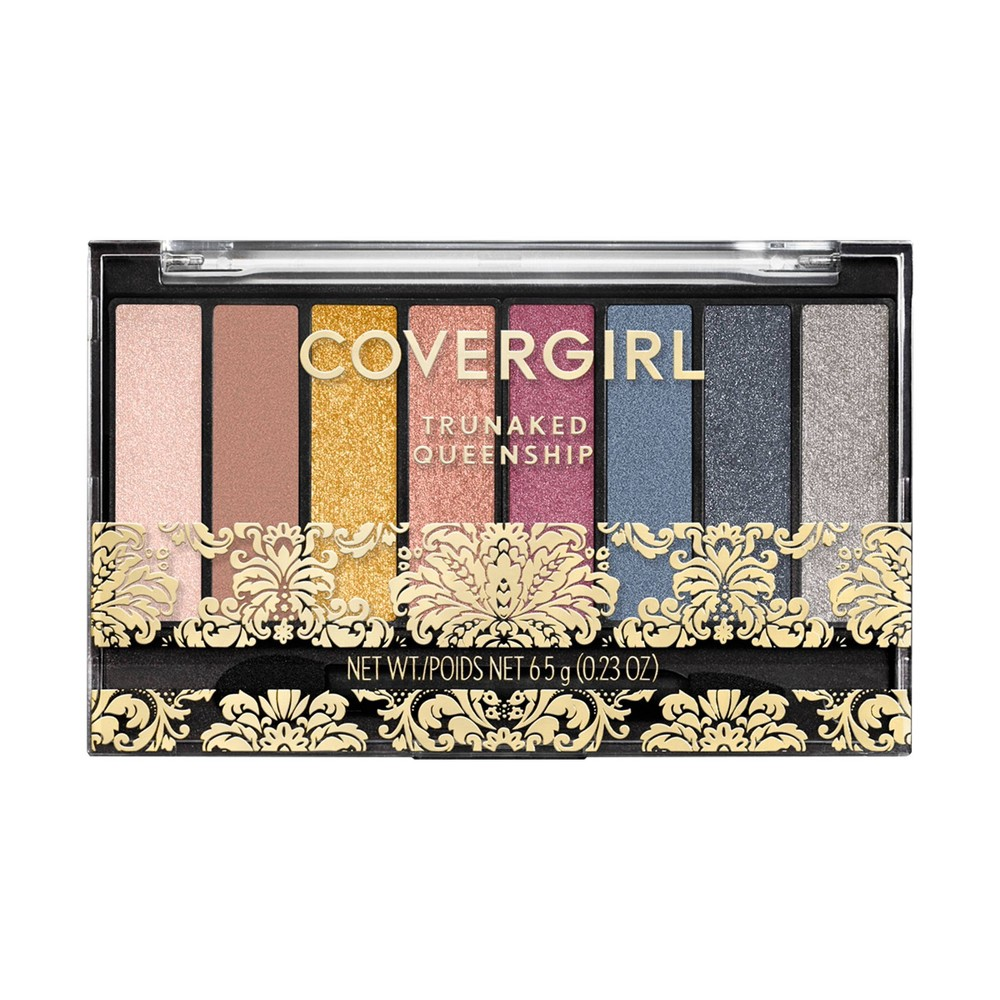 Image of COVERGIRL TruNaked Queenship Eyeshadow Palette - 0.14 fl oz
