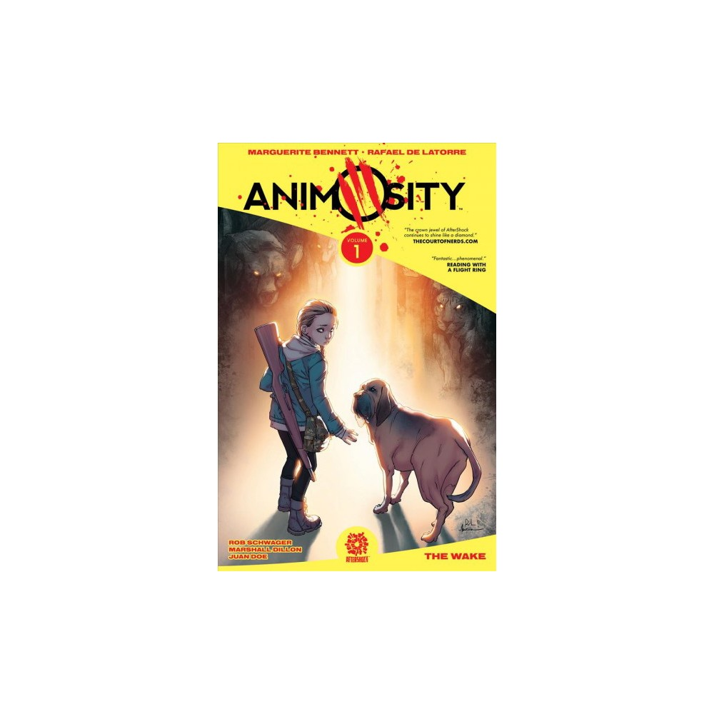 Animosity 1 : The Wake (Paperback) (Marguerite Bennett)