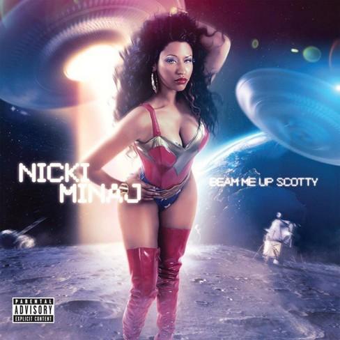 Nicki Minaj - Beam Me Up Scotty (cd) : Target