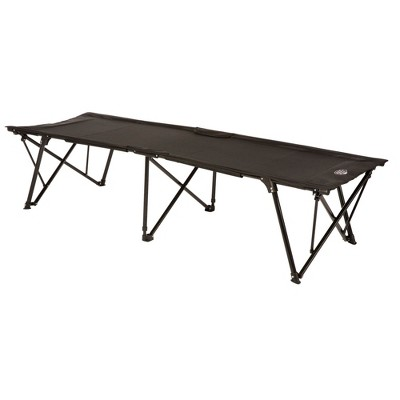 Kamp-Rite Standard Kwik Cot Folding Portable Indoor and Outdoor Sleeping Bed, For Guest Bed, Emergencies, and Lounging