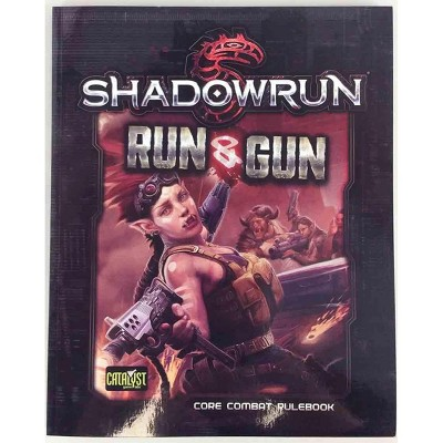 Run & Gun Softcover