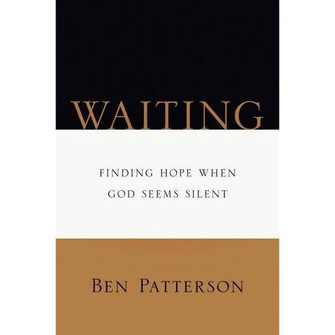 Waiting - (Saltshaker Books) by  Ben Patterson (Paperback) - image 1 of 1