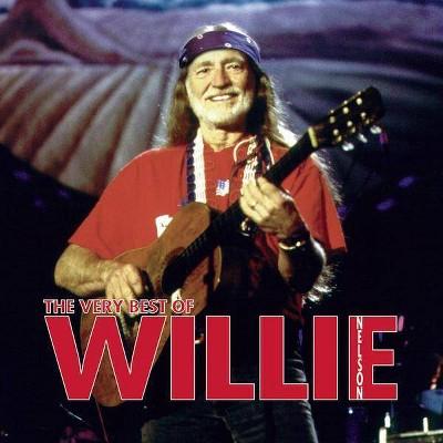 Willie Nelson - Very Best of Willie Nelson (CD)