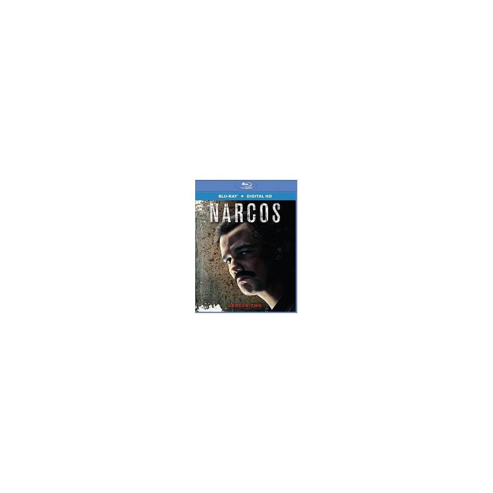 Narcos:Season 2 (Blu-ray)