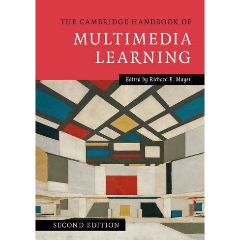 The Cambridge Handbook of Multimedia Learning - (Cambridge Handbooks in Psychology) 2 Edition - image 1 of 1