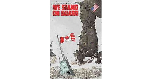 We Stand on Guard (Hardcover) (Brian K. Vaughan) - image 1 of 1