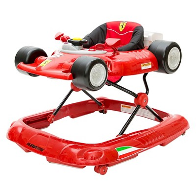 Ferrari F1 Baby Walker - Red