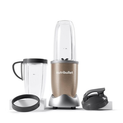 NutriBullet PRO Single Serve Blender 900W - 9pc Set