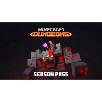 Minecraft Dungeons Season Pass - Nintendo Switch (Digital)