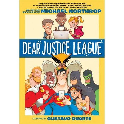 Image result for dear justice league