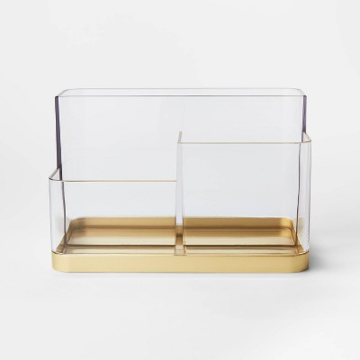 Accent Vanity Organizer Gold - Project 62™