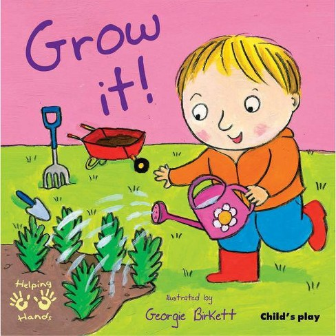Grow It! - (Helping Hands) (Paperback) - image 1 of 1