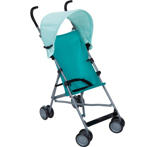 Cosco Umbrella Stroller with Canopy - Teal - image 1 of 4