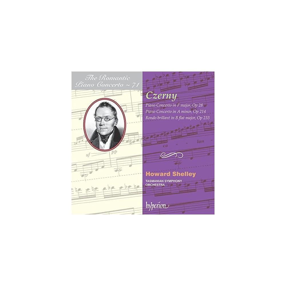 Howard Shelley - Romantic Piano Concerto Vol 71 (CD)