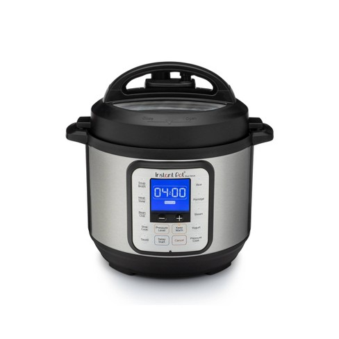 Instant Pot Duo Nova 3 quart 7-in-1 One-Touch Multi-Use Programmable Pressure Cooker with New Easy Seal Lid – Latest Model - image 1 of 4