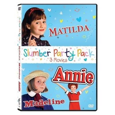 Annie/Madeline/Matilda (DVD)