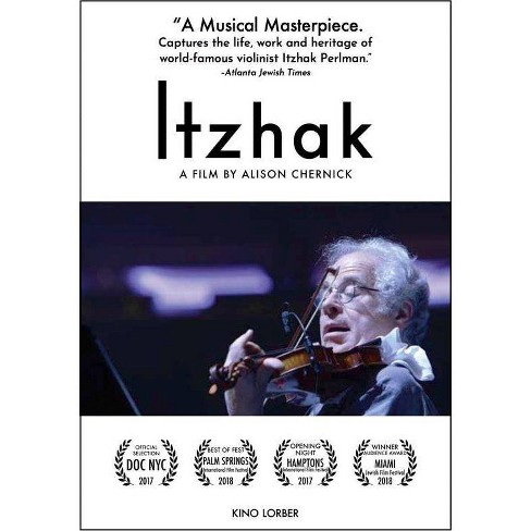 Itzhak (DVD)