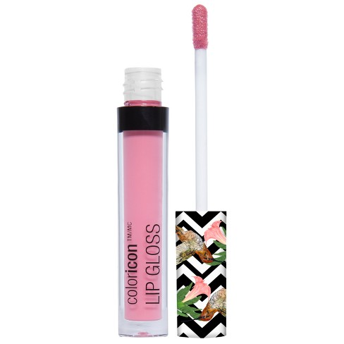 Wet n Wild Color Icon Lip Gloss Fly Gal - 0.12 fl oz - image 1 of 3