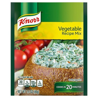 Knorr Vegetable Recipe Soup Mix - 1.4oz
