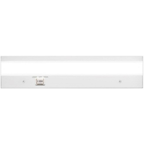"""WAC DUO 12"""" Wide White LED Under Cabinet Light - image 1 of 1"""