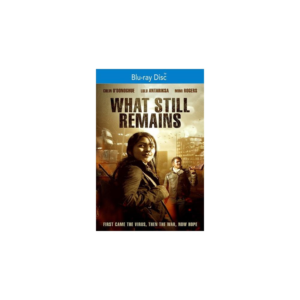 What Still Remains (Blu-ray)