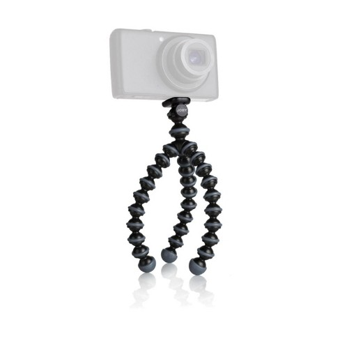 Joby GorillaPod Original Flexible Tripod, 11.5oz Load Capacity, Black/Charcoal - image 1 of 3
