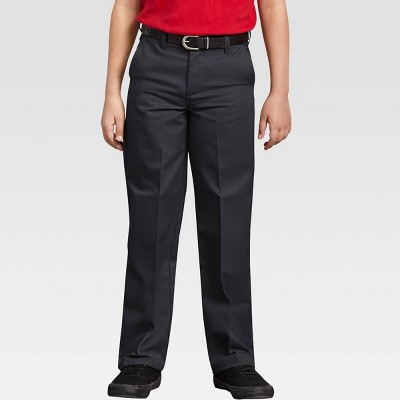 Dickies Young Adult Sized Classic Fit Straight Leg Uniform Twill Pants