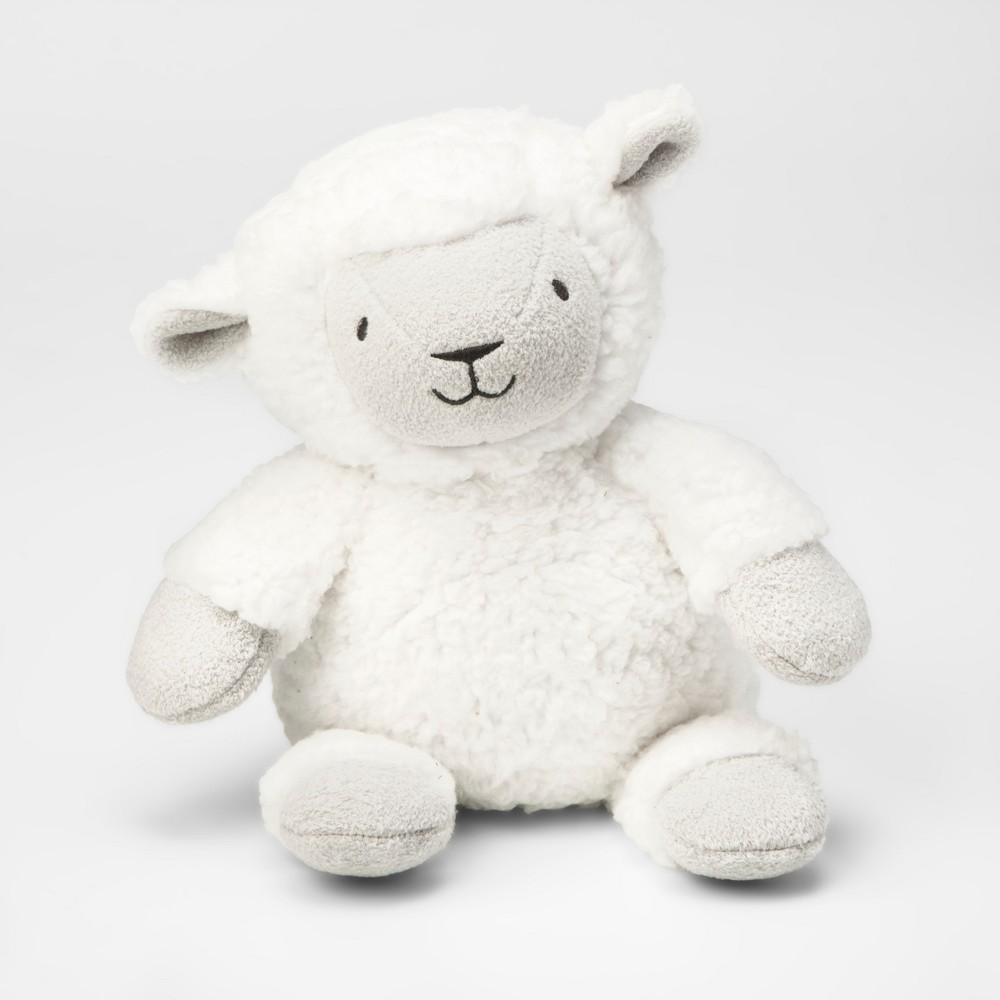 Plush Lamb Cloud Island 8482 White