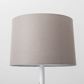 Lampshade Floor Gray - Made By Design™