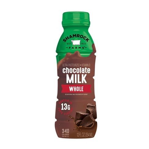 Shamrock Farms Vitamin D Chocolate Milk - 12 fl oz - image 1 of 1