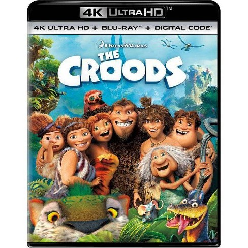 The Croods (4K/UHD)(2020) - image 1 of 1