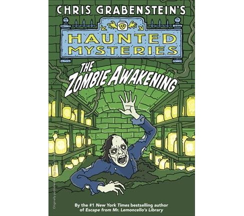 Zombie Awakening (Paperback) (Chris Grabenstein) - image 1 of 1