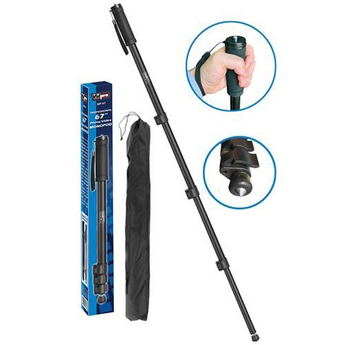 VidPro Professional 67  Aluminum 4 Section Photo and Video Monopod - image 1 of 1