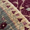"""14""""x26"""" Antique Rug Patterened Throw Pillow Cover Red - Rizzy Home - image 2 of 4"""