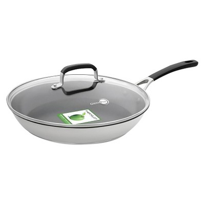 "GreenPan Minneapolis 12"" Frypan with Lid"