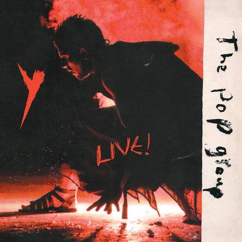 The Pop Group - Y Live (Vinyl) - image 1 of 1