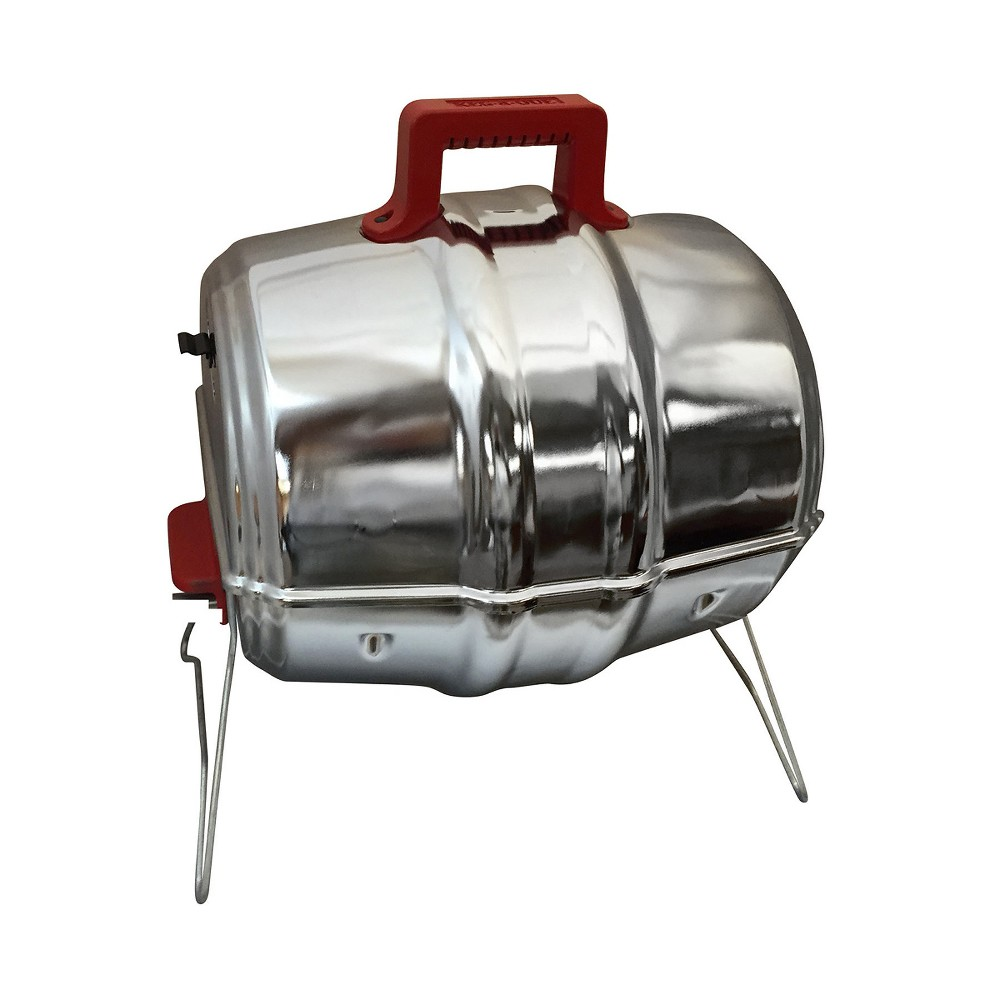Image of Original Charcoal - Silver - Model 10104ORGR - Keg-a-Que