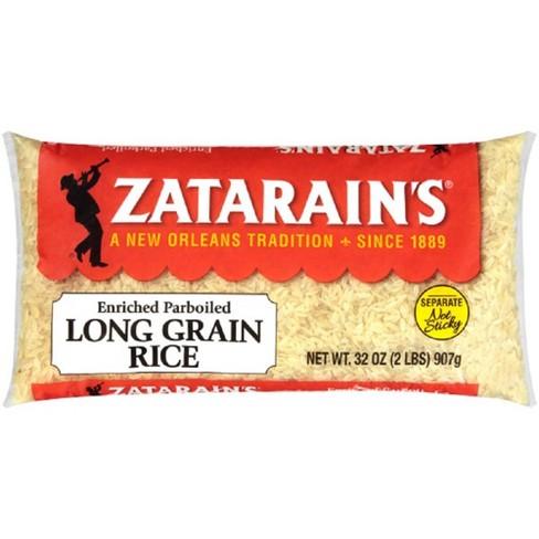 Zatarain's Extra Long Grain Rice Parboiled Spice - 32oz - image 1 of 4